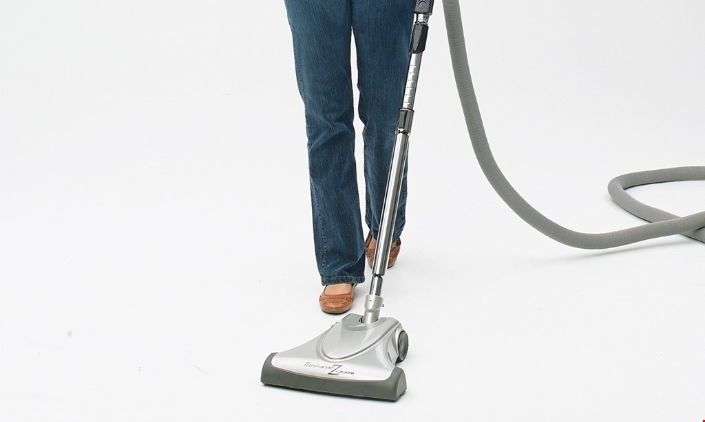 Product image for Kirkwood's Sweeper Shop Inc. 20 Point Tune-Up Central Vacuum $129.