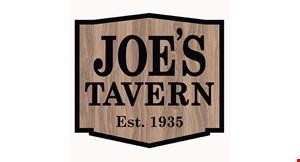 Joe's Tavern logo