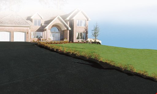 Product image for Richard Diehl Paving $100 OFF driveway patching repairs