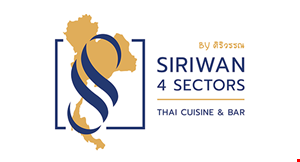 Product image for Siriwan 4 Sectors 10% off total check