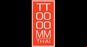 Toom Toom Thai logo