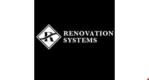 Renovation Systems logo