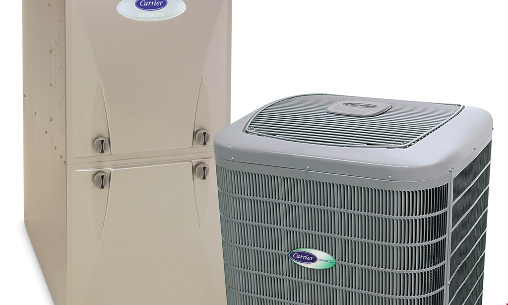 Product image for Five Star Heating & Cooling Group $5,499 Installed Furnace & A/C Combo