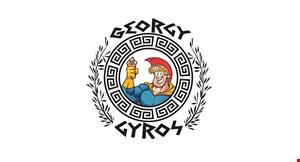 Georgy Gyros logo