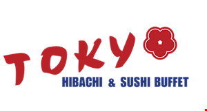 Tokyo Hibachi & Sushi Bufftet logo