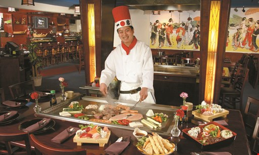 Product image for Tokyo Hibachi & Sushi Bufftet 15% off HIBACHI DINNER