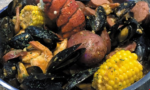 Product image for Wild Crab Free appetizer with the purchase of a Combo Meal