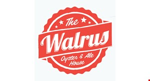 The Walrus Oyster & Ale House logo