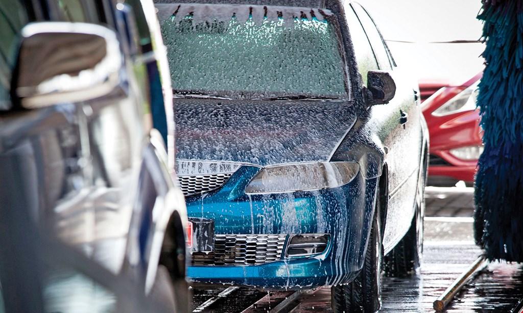 Product image for 4 Seasons Car Wash $2 Off any soft cloth car wash