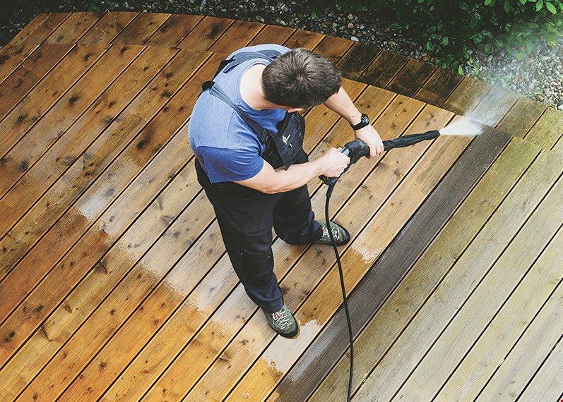 Product image for Tiger Home Improvement $199 Off for patio, fence, sidewalk cleaning or driveway sealing.