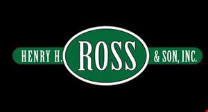 Henry H. Ross & Son, Inc. logo