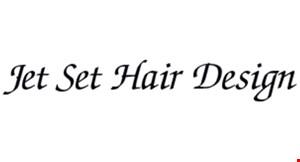 Jet Set Hair Design logo