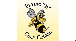 """Flying """"B"""" Golf Course logo"""