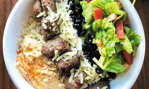 Product image for Sizzle Kabob $2 off any order of $8 or more.