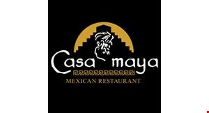 Casa Maya Mexican Restaurant logo
