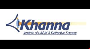 Khanna Vision logo