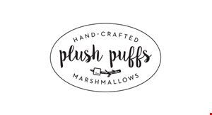Plush Puffs Hand-Crafted Marshmallows logo