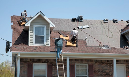 Product image for Brighthouse Roofing & Siding $750 OFF roofing complete roof tear-off