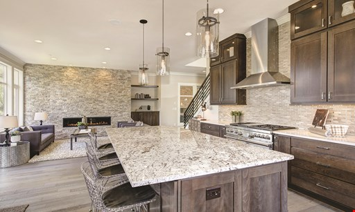 Product image for Prestige Stone Creatiions $1000 Off complete kitchen counter & cabinets.
