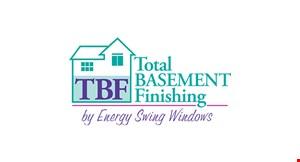 Total Basement Finishing logo