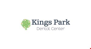 Kings Park Dental Center logo