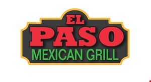 Product image for El Paso Mexican Grill $2 OFF any lunch with purchase of 2 entrees