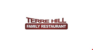 Product image for Terre Hill Family Restaurant $2 Off any purchase of $10 or more