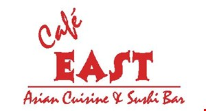 Product image for Cafe East 10% OFF your total purchase.