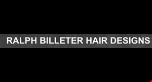 Ralph Billeter Hair Designs logo
