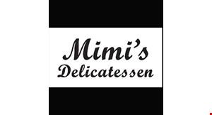 Mimi's Deli Too logo
