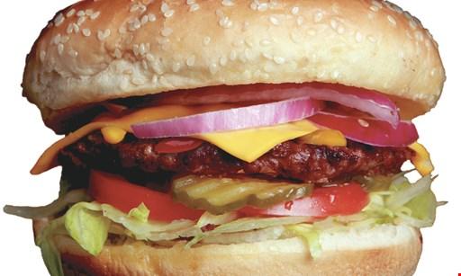 Product image for Lenny's Burger - Phoenix FREE small milkshake
