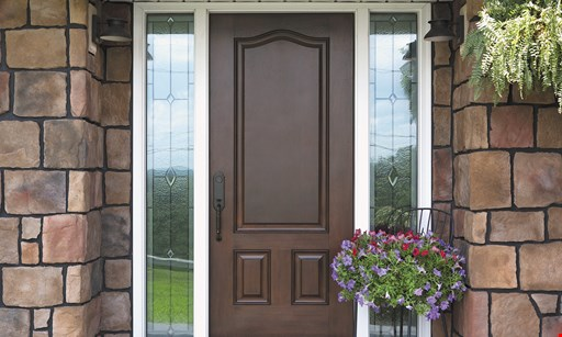 Product image for Energy Swing Windows & Doors 20% off all entry & patio doors plus FREE video doorbell