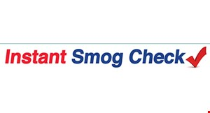 Product image for Instant Smog Check $15 Off Any Smog Test
