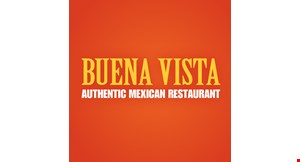 Product image for Buena Vista Mexican Restaurant $5 off any purchase