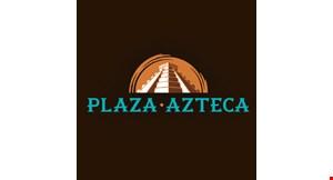Plaza Azteca logo