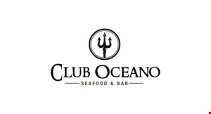 Club Oceano Seafood & Bar logo