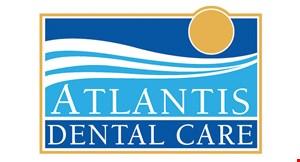 Atlantis Dental Care logo