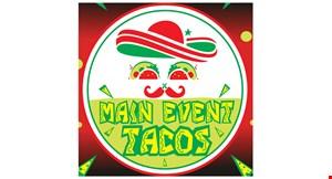 Main Event Tacos logo