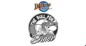 The Bull Pen Diner logo