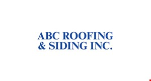 Abc Roofing & Siding logo