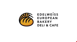 Product image for Edelweiss European Bakery 20% extra value to all gift cards