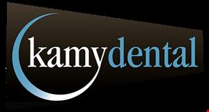 Kamy Dental logo