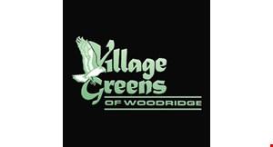 Village Greens of Woodridge logo
