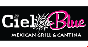 Product image for Cielo Blue Mexican Cantina - Acworth $5 off any purchase of $30 or more.