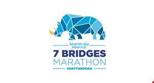 Seven Bridges Marathon logo