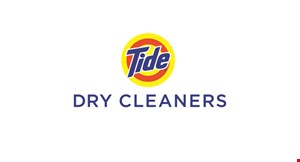 Product image for Tide Dry Cleaners 20% off comforters