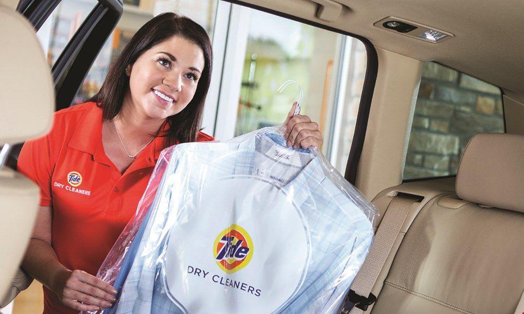 Product image for Tide Dry Cleaners 20%off comforters