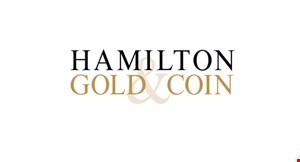 Hamilton Gold & Coin logo