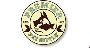 Premier Pet Supply/West Bloomfield logo