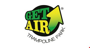 Product image for Get Air $15.99 For 1 Hour Of Jump Time For 2 (Reg. $31.98)